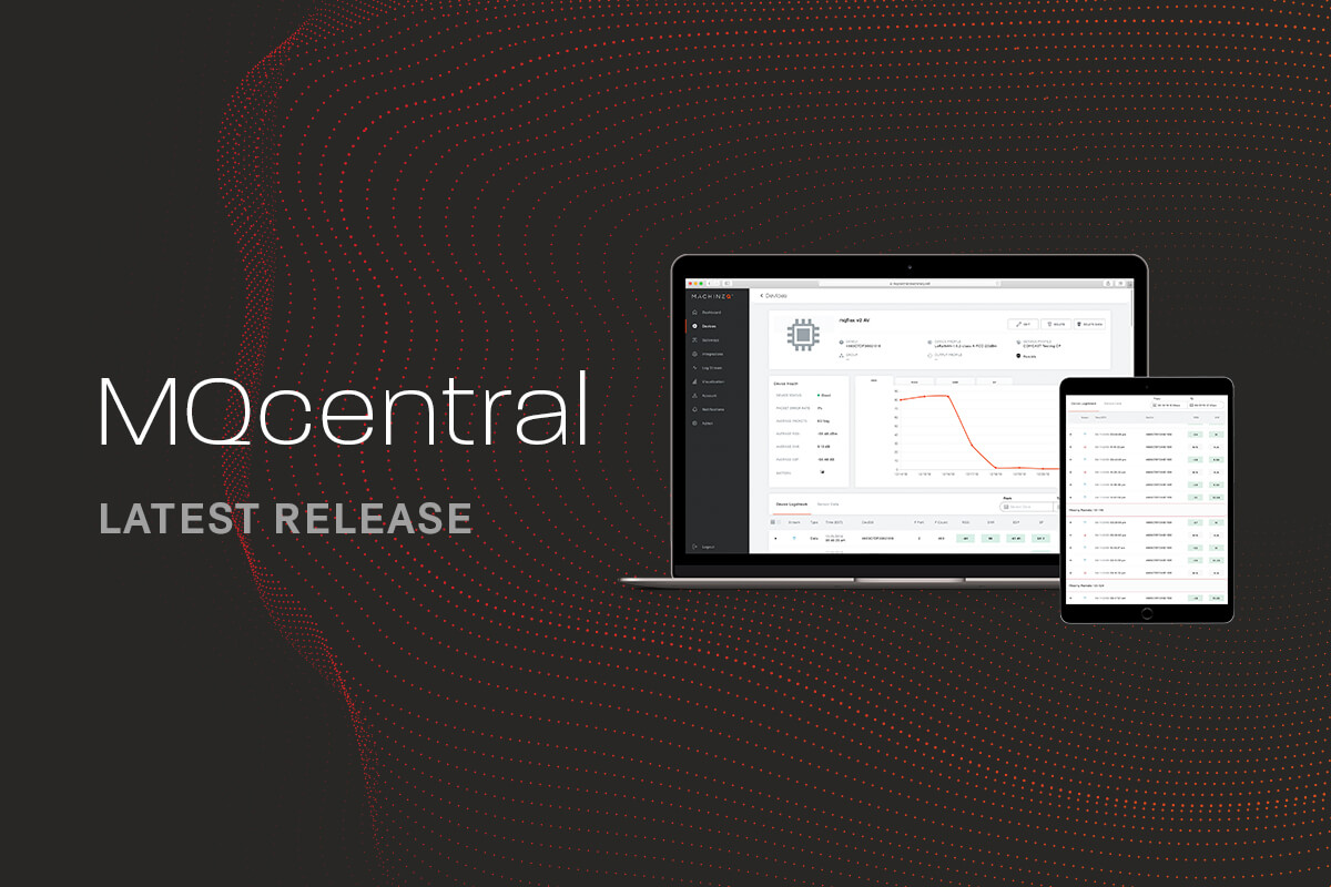 mqcentral latest release