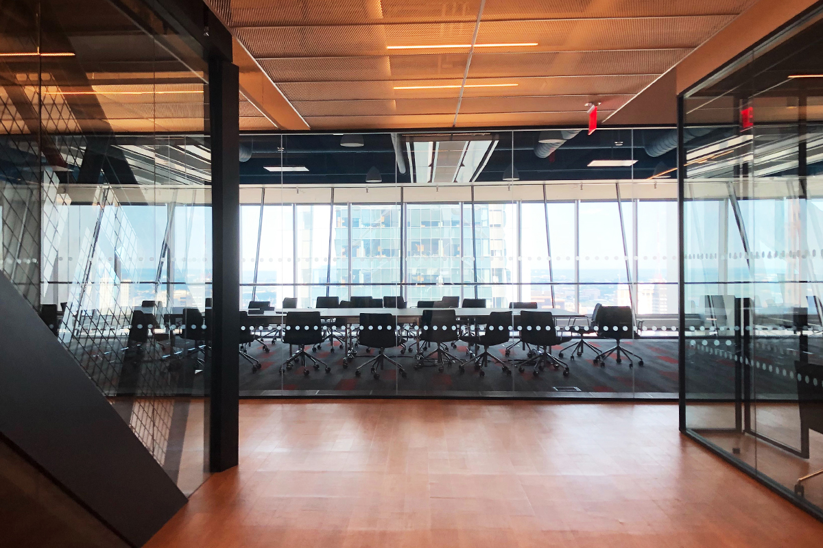 comcast technology center meeting room