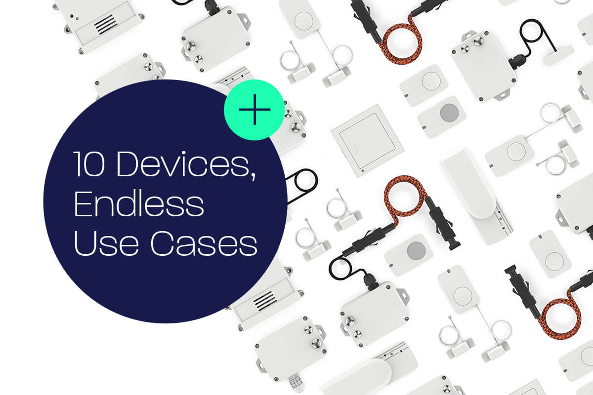 10 devices, endless use cases